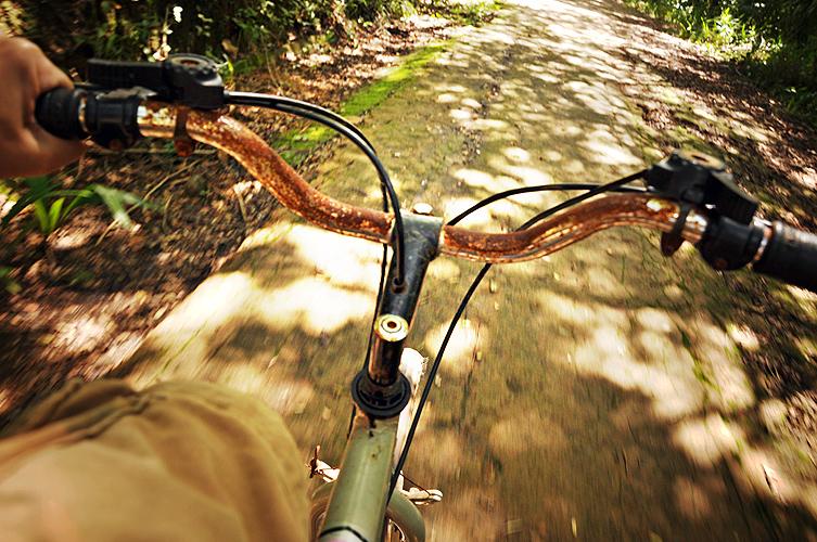 Passeio de bicicleta é uma boa pedida