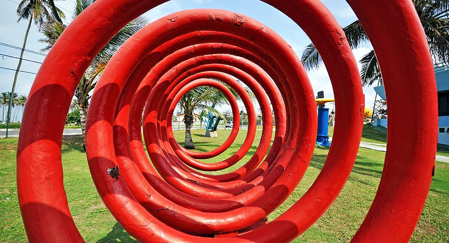 Espaço Mario Cravo - Parque das Esculturas